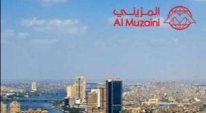 عنوان المقر الرئيسي لشركة المزيني للصرافة في الكويت