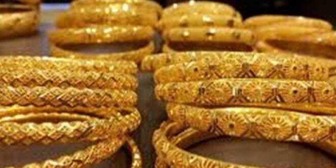 سعر الذهب في مصر، صباح اليوم الجمعه ١١ يونيو